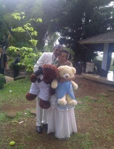 wedding @ taman bunga wiladatika