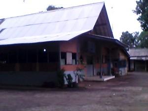 Rumah Makan Murah Rejeki di kawasan Cikampek, biasa menjadi tempat penjemputan TKI