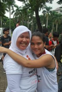 me with Tika 1